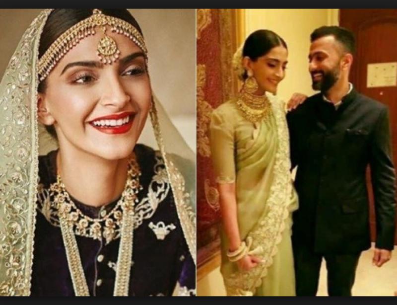 Sonam Kapoor, Anand Ahuja wedding rumours come true