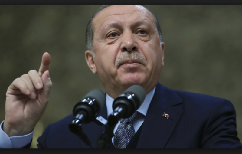 Erdogan rejects demand to purge Quran verses