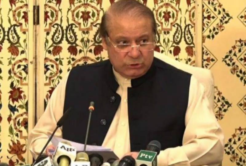 NAB Chairman should present proof in 24 hours or resign: Nawaz Sharif