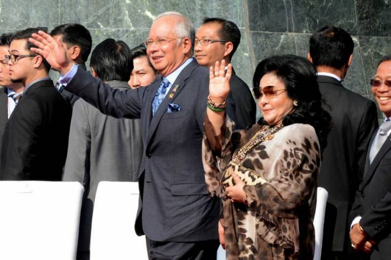 Corruption allegations: Malaysia imposes travel ban on former PM
