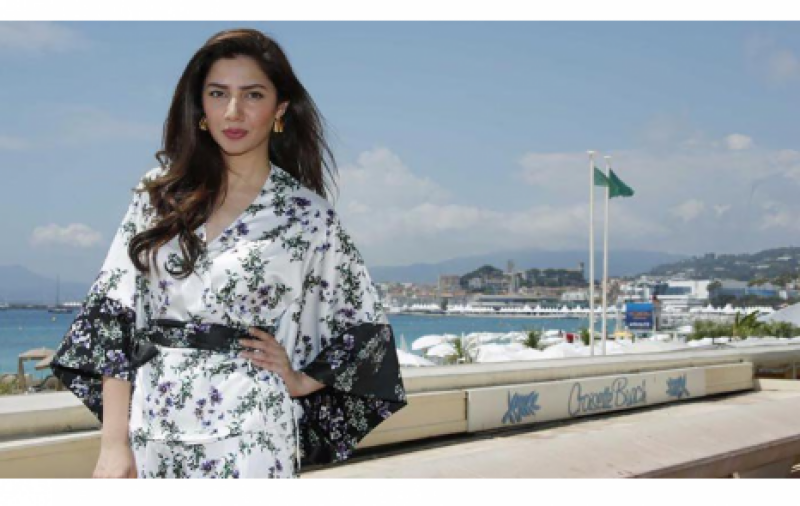 Mahira Khan's stunning look in Cannes you won't believe