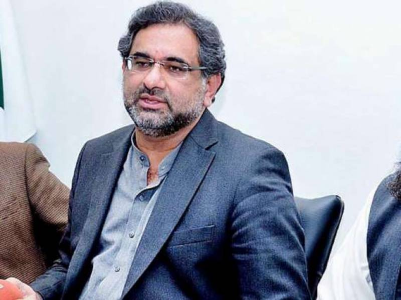 PM Abbasi leaves for Turkey to attend OIC summit on Gaza carnage