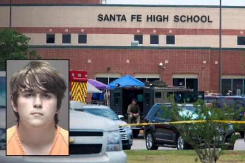 10 students killed, 10 hurt in US school shooting