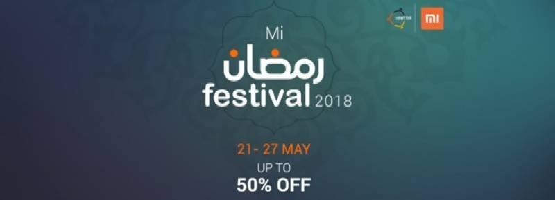 Ramadan Fest by Mi