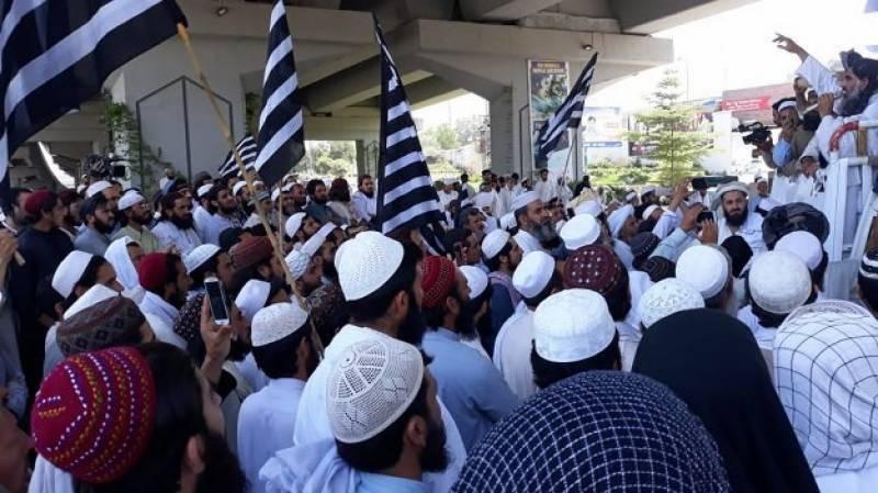 KP Assembly passes FATA merger bill amid JUI-F, PATA protest