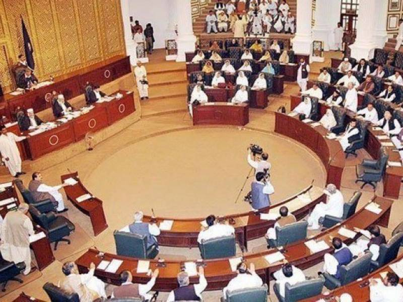 KP Assembly to vote on FATA merger bill today amid JUI-F, PATA protest