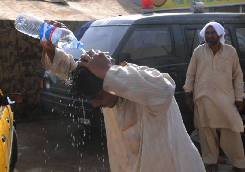 Another heatwave to hit Karachi from today