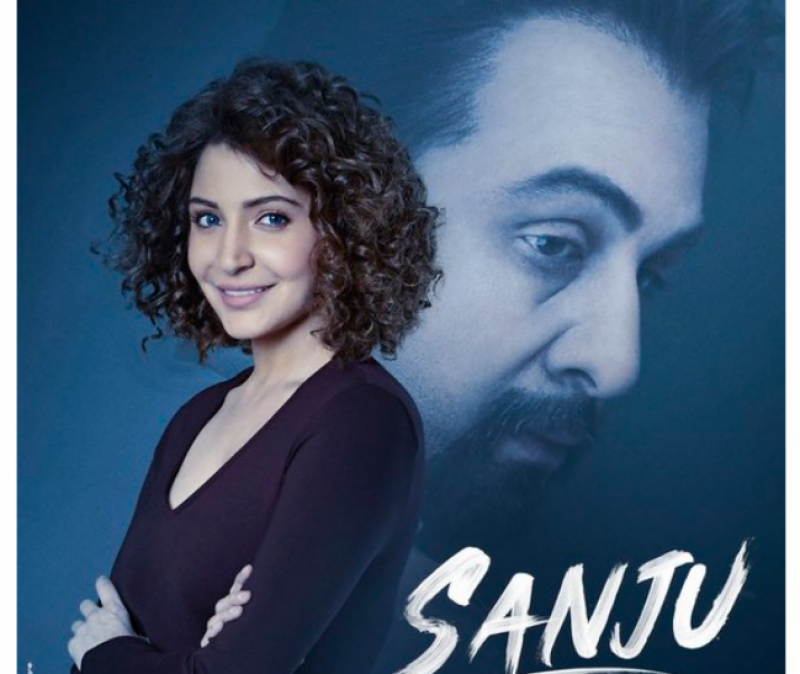 Anushka Sharma's looks in 'Sanju' will leave you curious