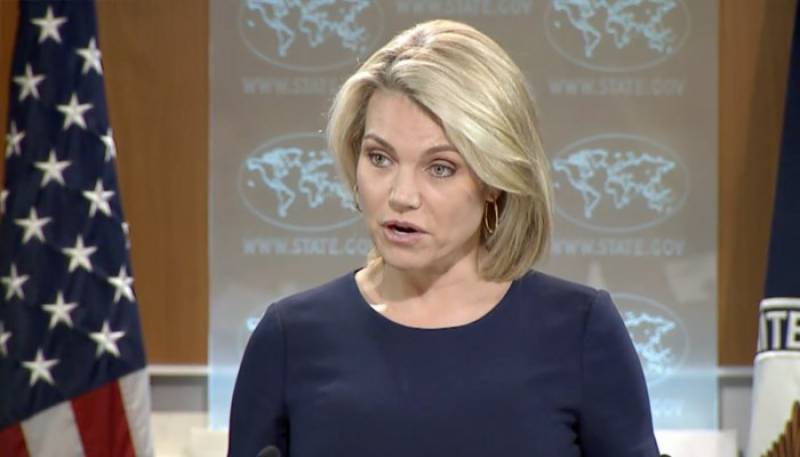 US says it supports free, fair, and transparent elections in Pakistan