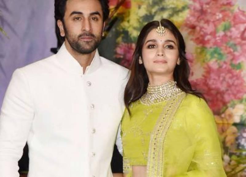 Ranbir Kapoor admits dating with Alia Bhatt