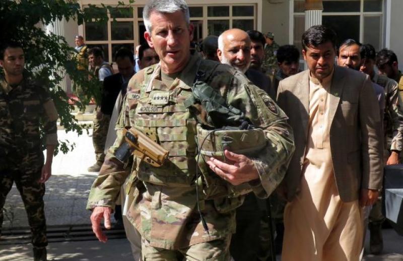 US rocket strike kills 50 Taliban leaders