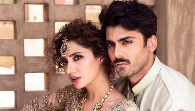Mahira Khan, Fawad Khan on cover of Indian magazine, pictures go viral