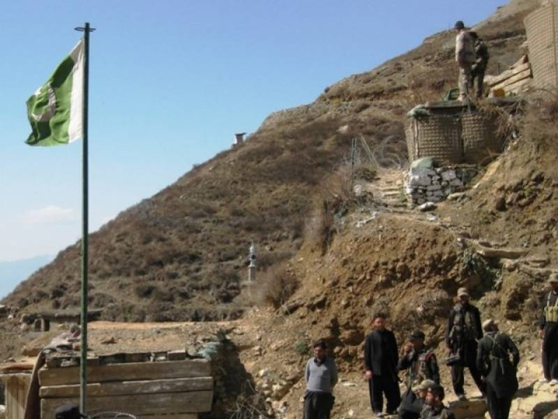 Six terrorists killed as forces repulse attacks from across Afghan border
