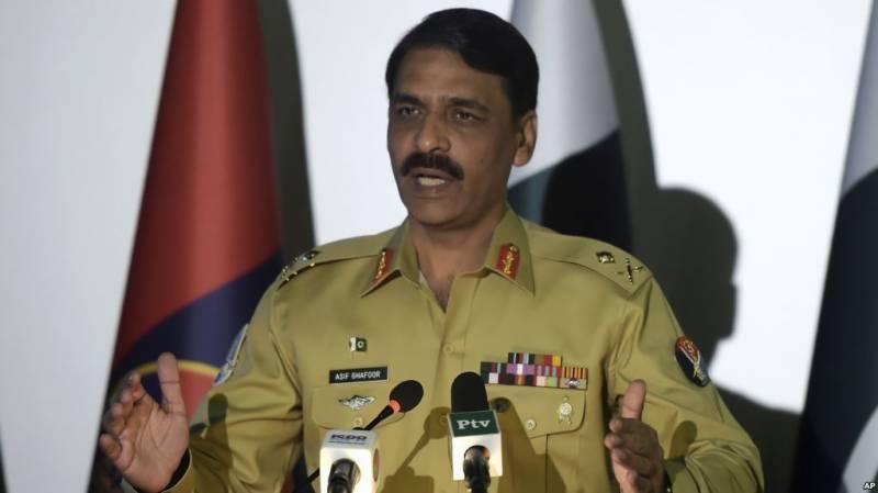 No presence of Haqqani network, organised terrorist groups in Pakistan: Asif Ghafoor