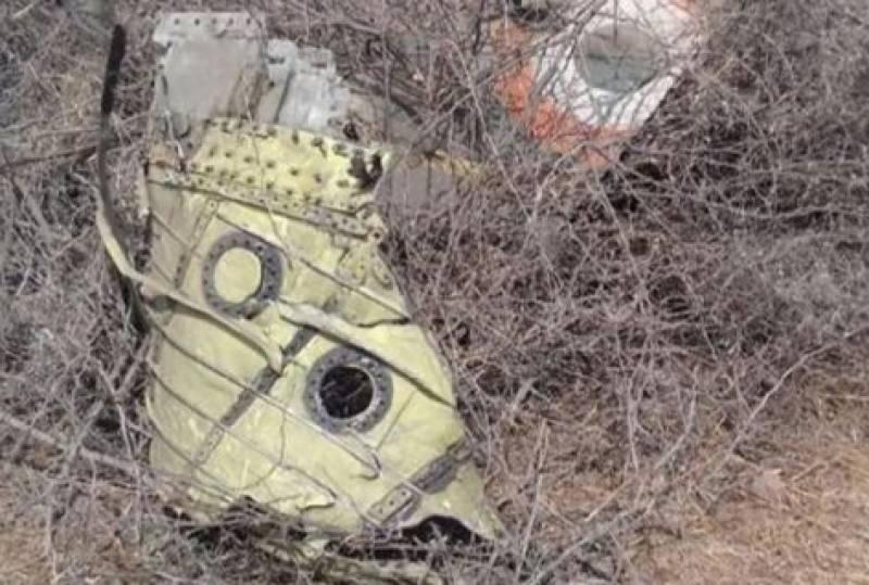 Fighter pilot dies after jet crashes near Gujarat