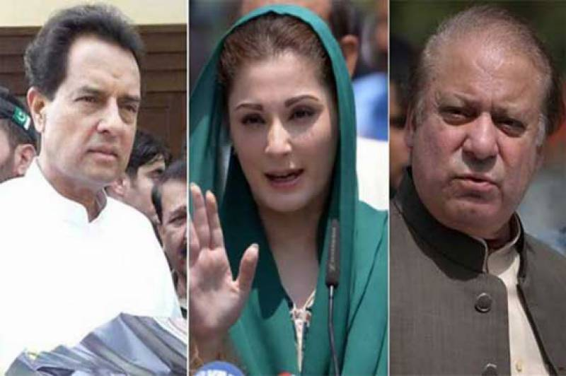 Conclude corruption references against Sharifs within a month, orders CJP
