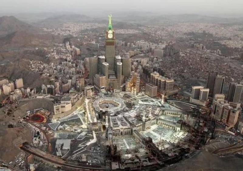 Man commits suicide in Saudi Arabia's Grand Mosque in Makkah