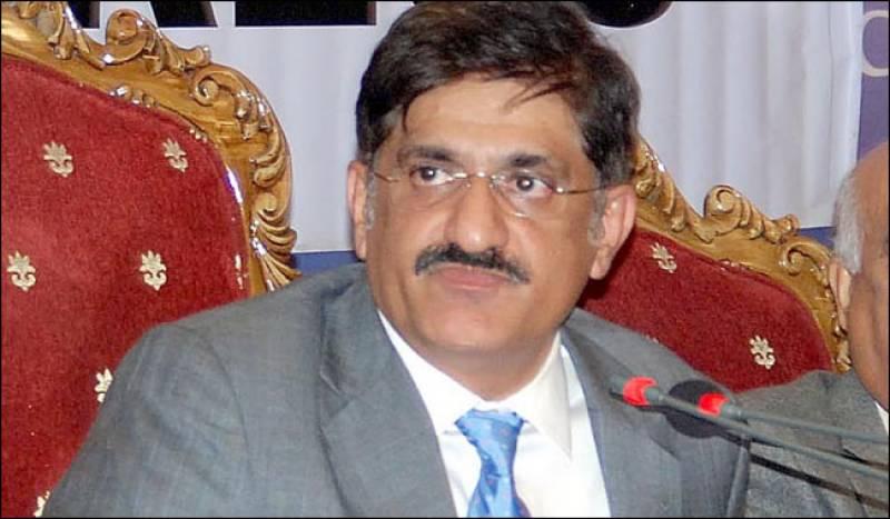 I do not have Canadian nationality: Murad Ali Shah