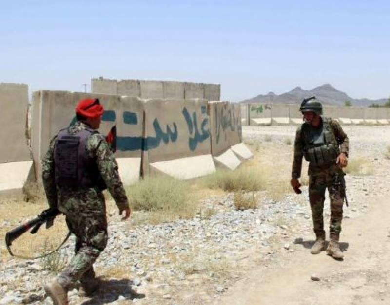 Taliban kill 30 Afghan soldiers, captures base
