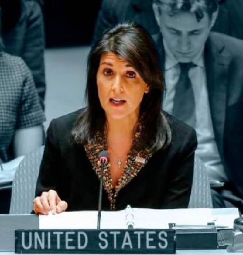 US leaving UN's Human Rights Council, cites bias against Israel