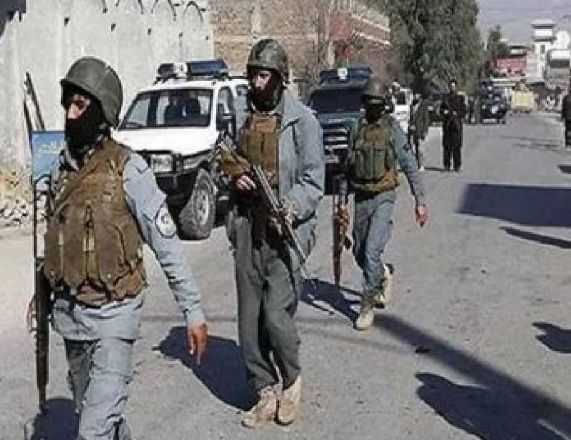 Eight policemen killed in 2 Afghan attacks