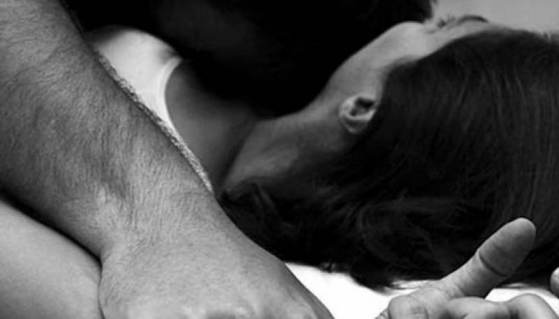 Five charity workers gang-raped