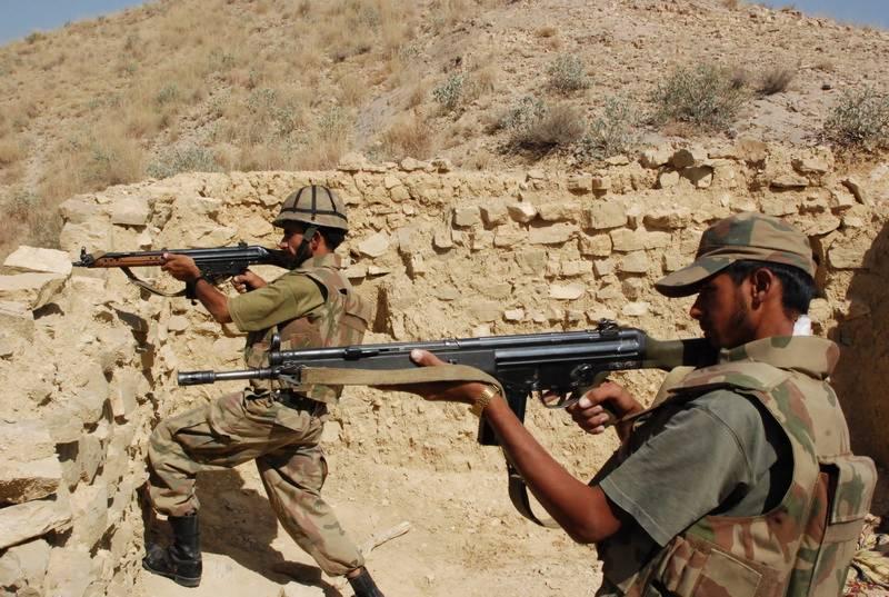 Pak forces killed six terrorists in South Waziristan: ISPR