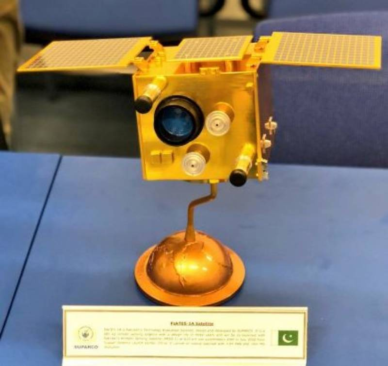 Pakistan to launch first indigenously developed satellite in July