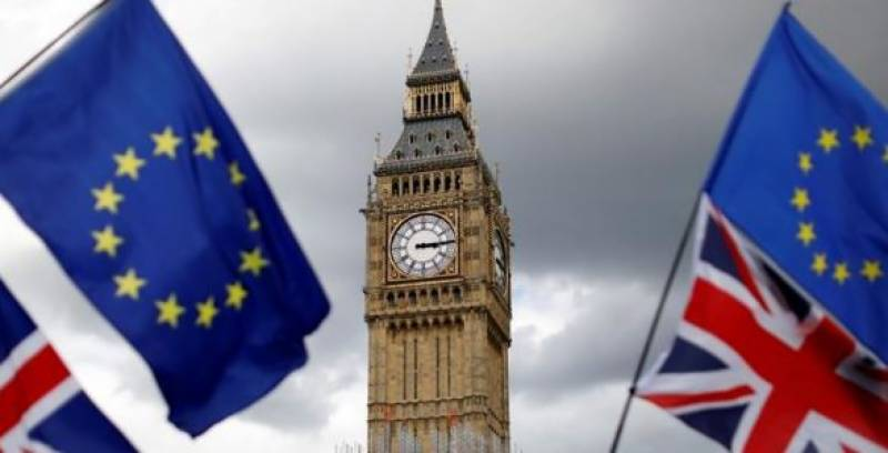 Brexit bill becomes law allowing UK to leave EU