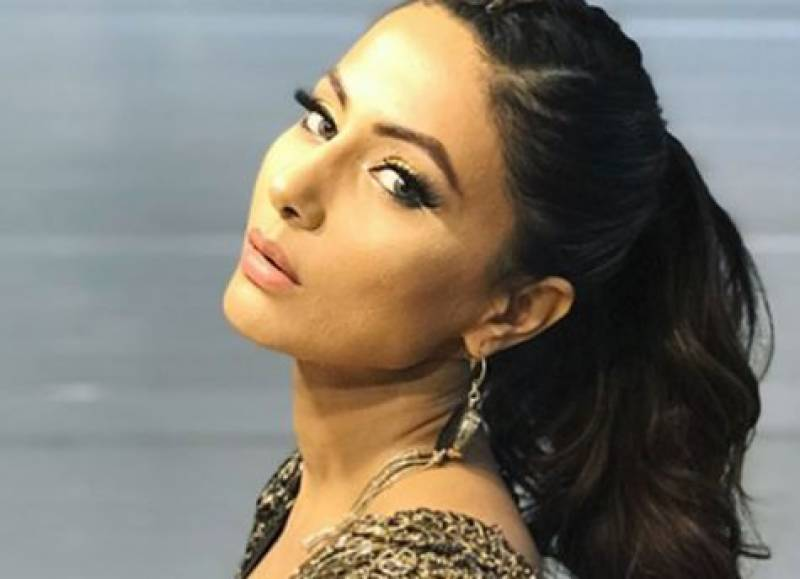 Pics: Hina Khan trolled for bold photoshoot