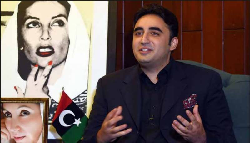 Bilawal Bhutto launches PPP's election manifesto