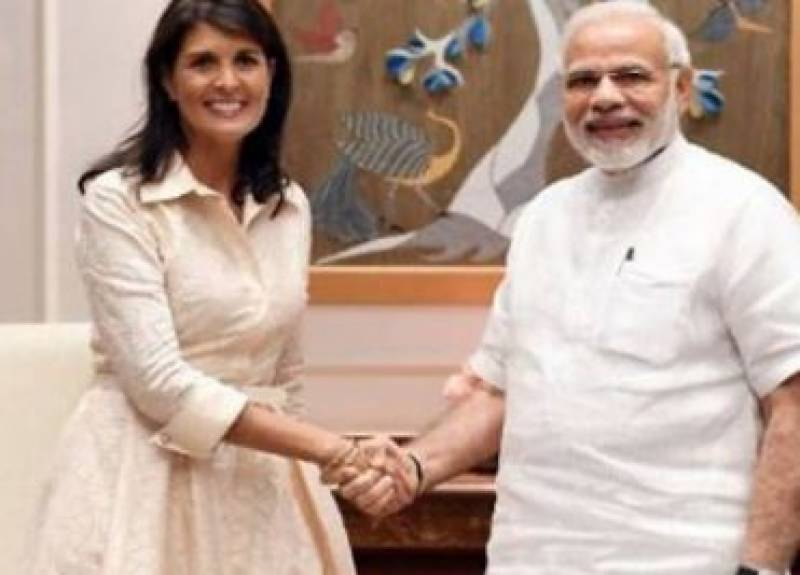 US says top-level strategic dialogue with India soon
