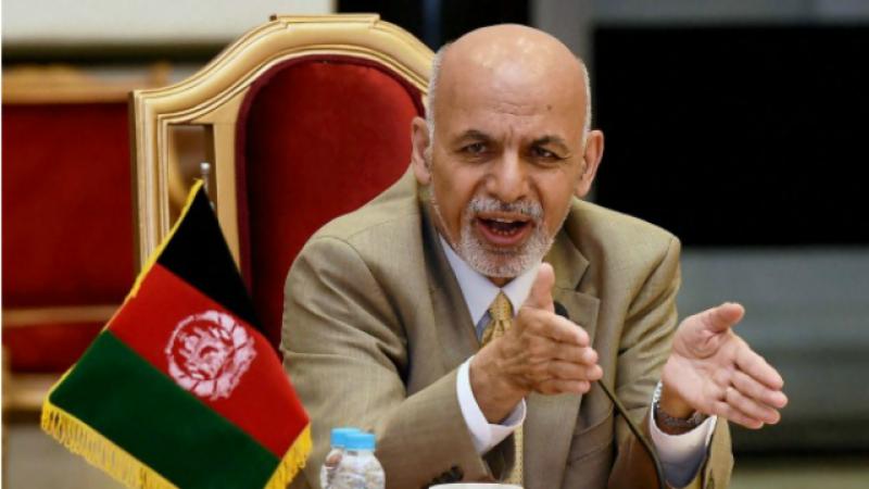 Ashraf Ghani invites Taliban leaders to join peace talks