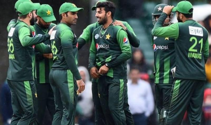 T20I: Pakistan beat Zimbabwe in opening match
