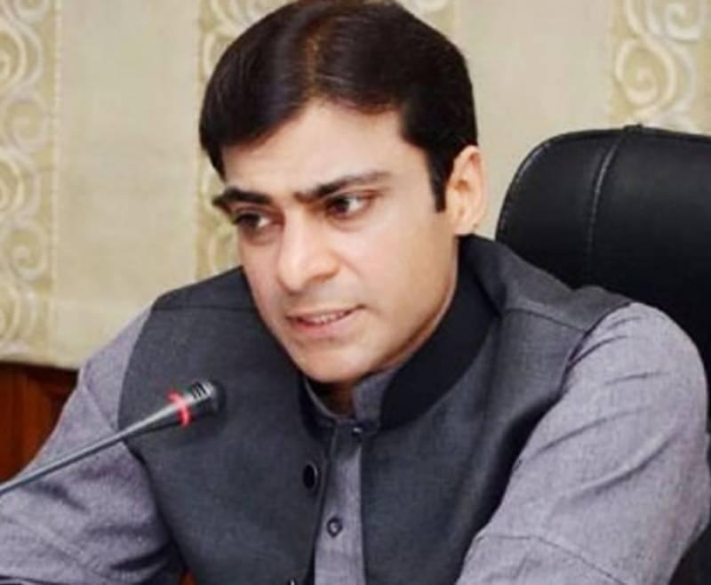 Hamza Shahbaz to run election campaign in NA-127 for Maryam Nawaz