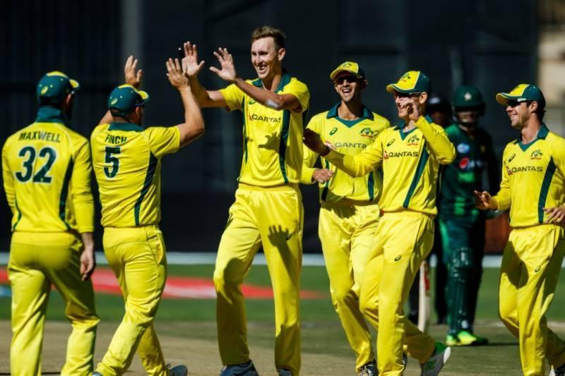 Twenty20 tri series: Australia beat Pakistan by 9 wickets in second match