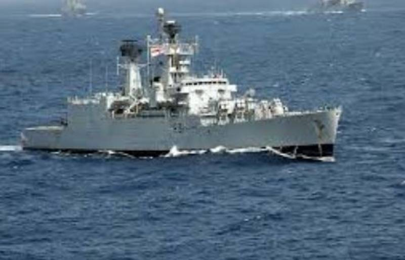 Pakistan Navy Ship to visit Ports Mouth UK from July 18