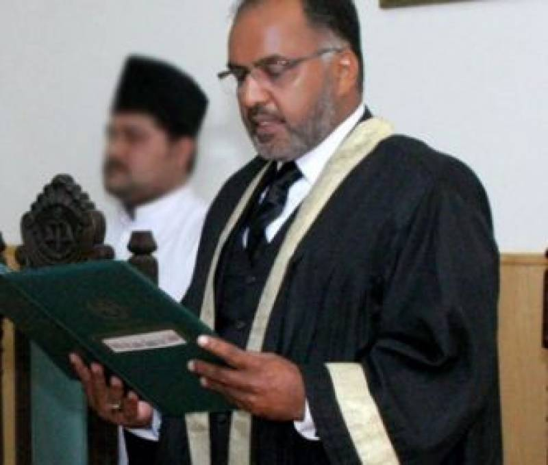 SJC to hold open trial of Justice Shaukat Siddiqui