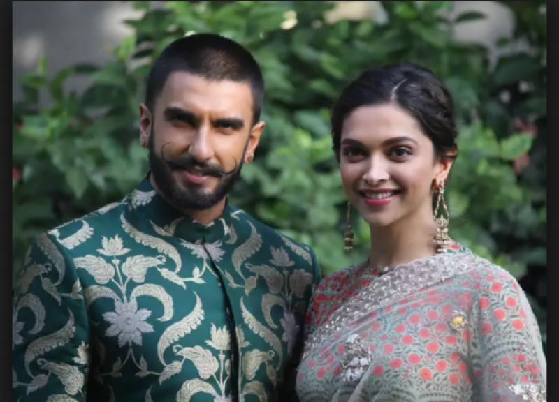 Video of how Deepika celebrates Ranveer Singh's birthday leaked