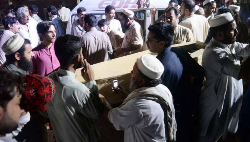 Death toll rises to 20 in Peshawar suicide blast, TTP claims responsibility