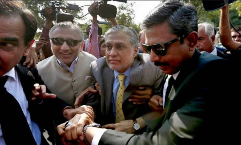 Red warrant for Dar issued, FIA contacts Interpol