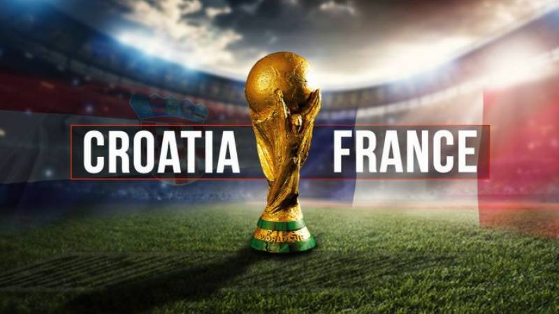Watch: FIFA World Cup 2018: France face Croatia in final