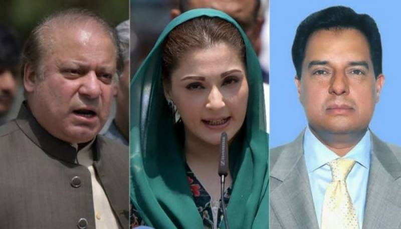 Nawaz, Maryam and Safdar move IHC against Avenfield verdict