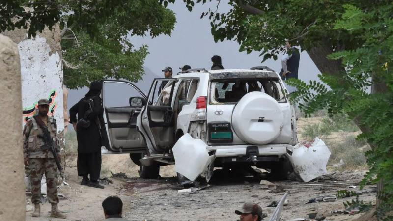 Mastung suicide bomber identified, claims IG Balochistan