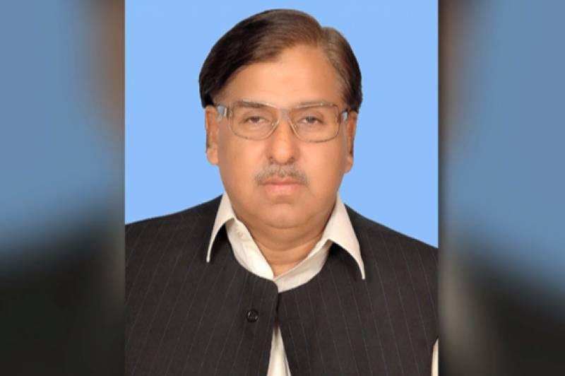 PTI's Rai Hassan Nawaz disqualified for life
