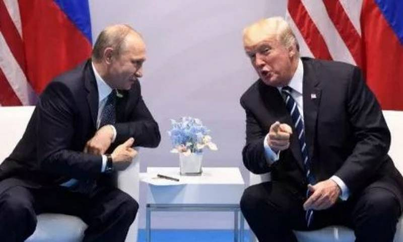 Trump invites Putin to US for next meeting