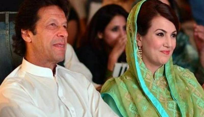 Imran Khan terms marriage to Reham is 'the biggest mistake of life'