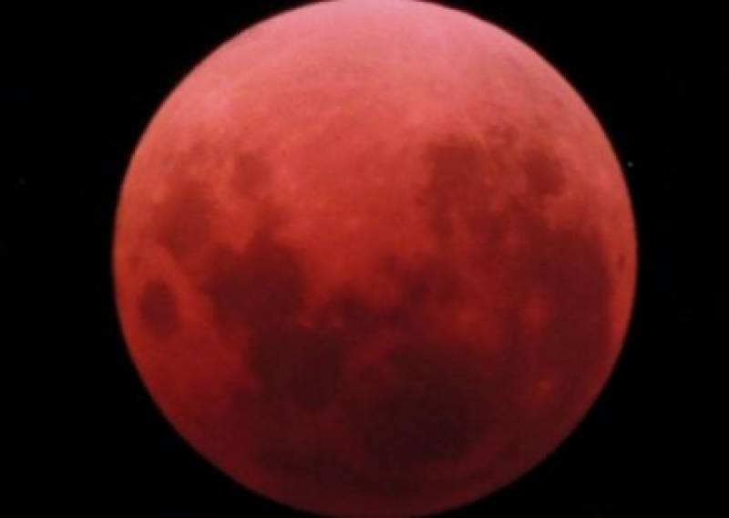 Blood Moon 2018: Century's longest total lunar eclipse on Friday