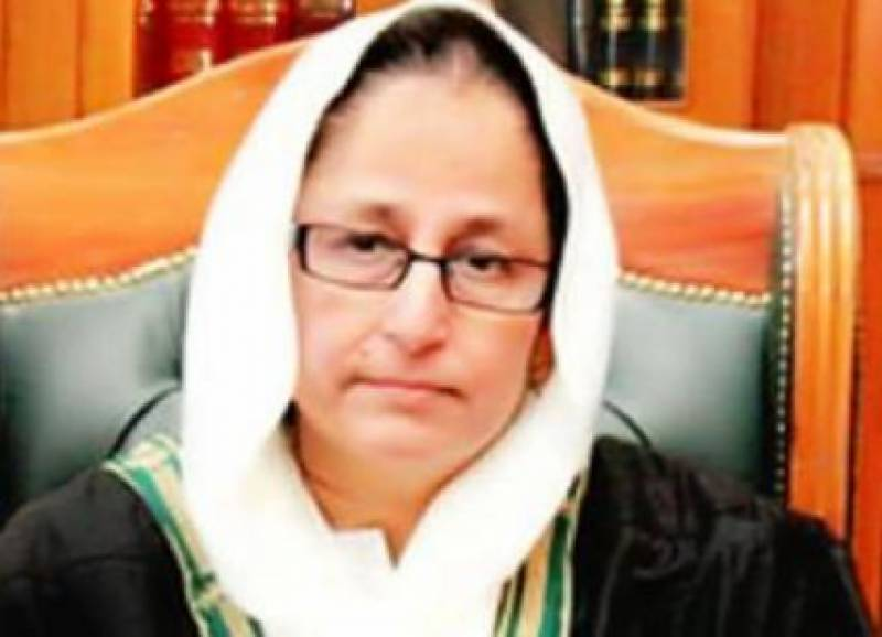 Tahira Safdar to become first woman chief justice of Pakistani high court