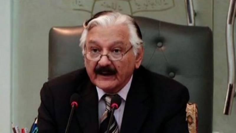 CEC Sardar Raza urges voters to cast ballot